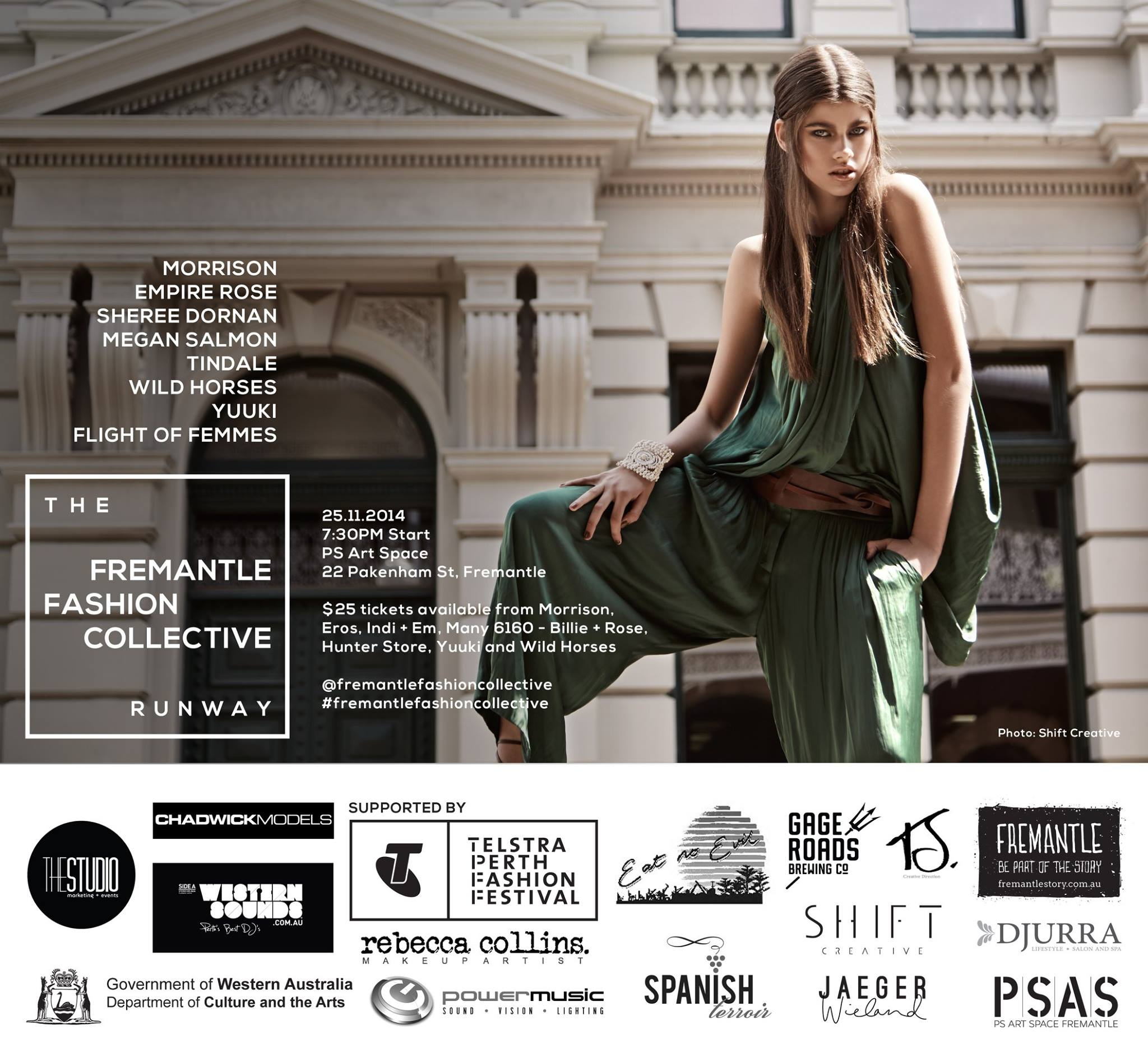FREMANTLE FASHION COLLECTIVE 2014 !